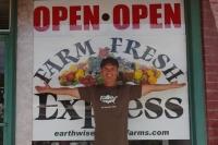 Earthwise Organic Farmers Market. AMAZING Place.