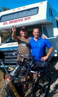 Guest Rider Craig Slebrch Rocked 15 Miles With Me